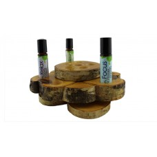 Wood Display for Rollerball Blends
